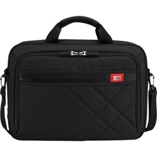 "Case Logic DLC-115 Carrying Case for 15.6"" Notebook, Tablet - Black"
