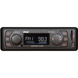 Pyle PLR16MUA Car Flash Audio Player - 160 W RMS