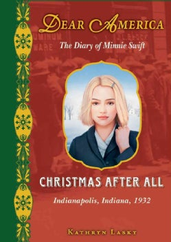 Christmas After All: The Diary of Minnie Swift (Hardcover)