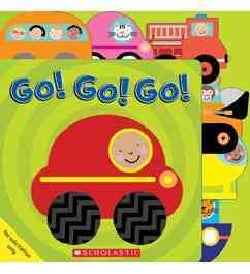 Go! Go! Go! (Board book)