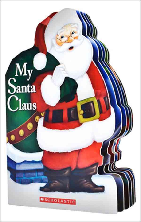 My Santa Claus (Board book)