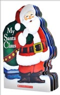 My Santa Claus (Board book)