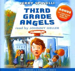 Third Grade Angels: Library Edition (CD-Audio)