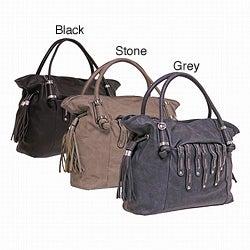 Donna Bella Designs 'Le Bastille' East-West Tote Bag