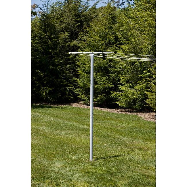 Freshaire 2-inch Diameter Clothesline Pole