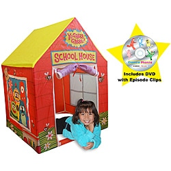 Serec Yo Gabba Gabba 'School House' Playhouse