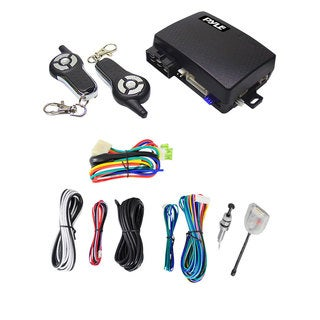 Pyle 4-Button Remote Start/ Door Lock Vehicle Security System