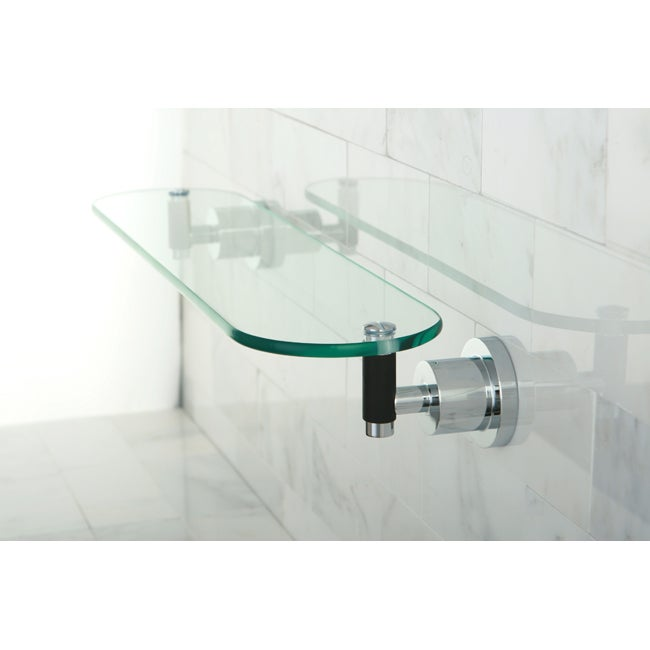 Cool Find This Pin And More On Bathroom Lights And Fixtures Shop Kohler 10563 Devonshire Glass Bathroom Shelf At Lowes Canada Find Our Selection Of Shelves At The Lowest Price Guaranteed With Price Match  Off KOHLER Devonshire