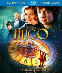 Hugo (Blu-ray Disc)