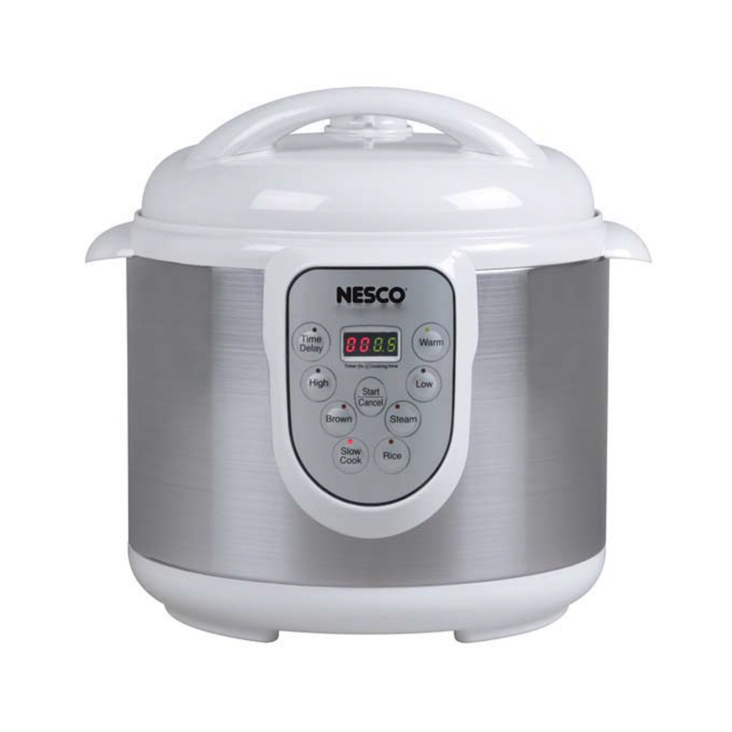 Nesco 6 Quart 4-in-1 Digital Pressure Cooker