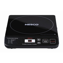 Nesco PIC-14 Portable 1500-Watt Induction Cooktop