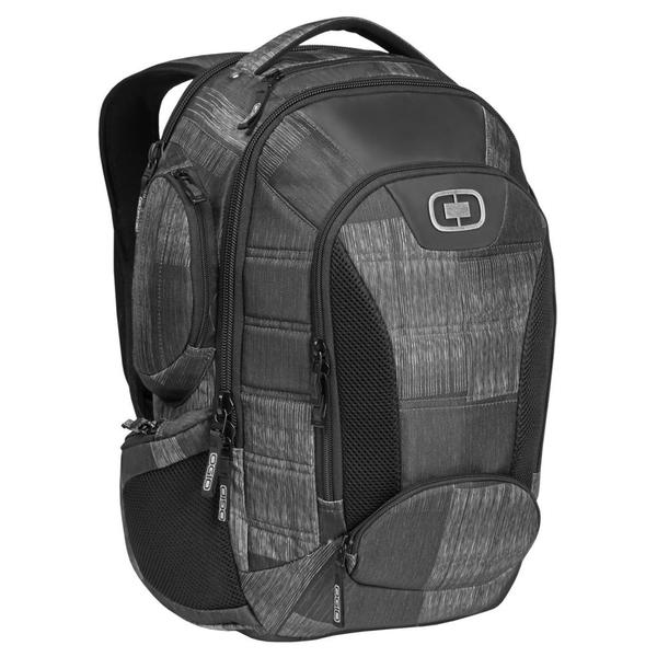 "Ogio BANDIT II Carrying Case (Backpack) for 17"" Notebook - Charcoal"