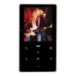 RCA M6208 8 GB Black Flash Portable Media Player