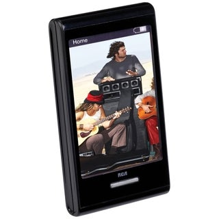 RCA M7204 4 GB Flash Portable Media Player