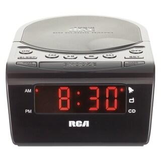 RCA RC5610 Desktop Clock Radio - Stereo