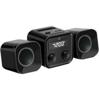 GPX HM102B 2.0 Speaker System - Black