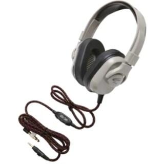 Califone Headphone W/ Life Time Cord, Rechargeable, Via Ergoguys
