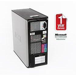 Dell OptiPlex 740 MT 2.6GHz 160GB Minitower Computer (Refurbished)