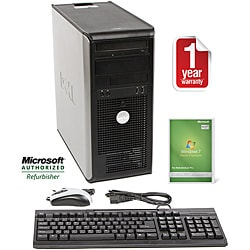Dell OptiPlex 740 MT 2.6GHz 160GB Minitower Computer (Refurbished)