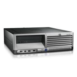 HP Compaq DC7700 3.4GHz 80GB Desktop Computer (Refurbished)