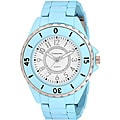 Vernier Women's 'V11027' Light Blue Watch