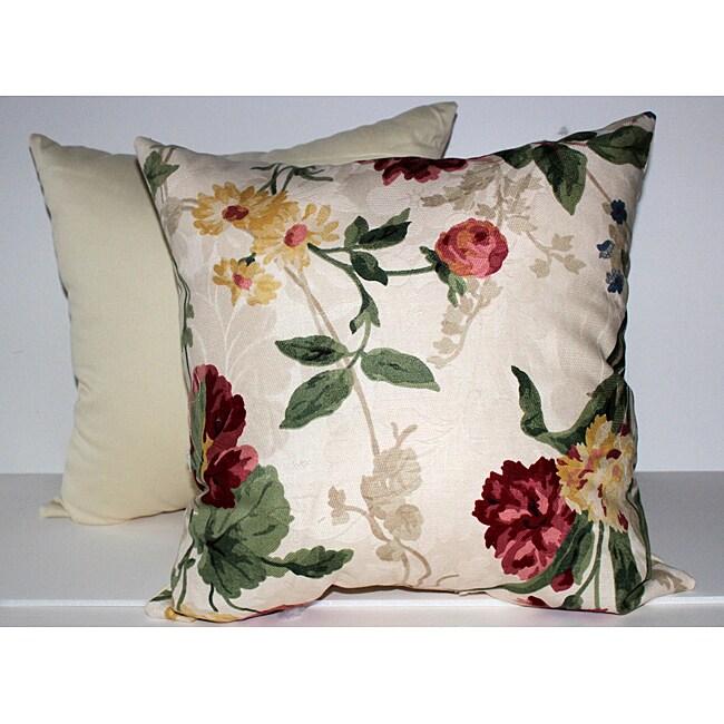 RLF Home Flores Decorative Pillows (Set of 2)