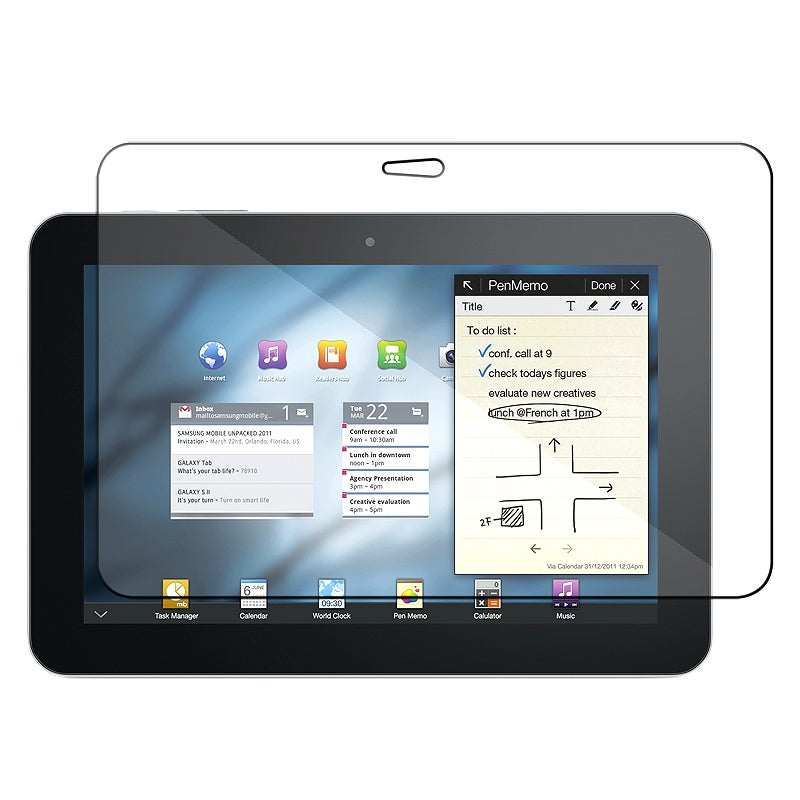 Screen Protector for Samsung Galaxy Tab 8.9
