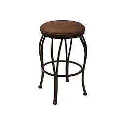 Lexington 30-inch Backless Swivel Bar Stool