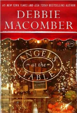 Angels at the Table: A Shirley, Goodness, and Mercy Christmas Story (Hardcover)