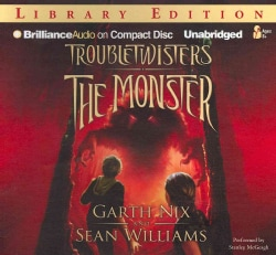The Monster: Library Edition (CD-Audio)