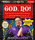 God, No!: Signs You May Already Be an Atheist and Other Magical Tales (CD-Audio)