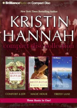 Kristin Hannah Compact Disc Collection: Comfort & Joy / Magic Hour / Firefly Lane (CD-Audio)