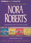 Nora Roberts Chesapeake Bay CD Collection: Sea Swept / Rising Tides / Inner Harbor / Chesapeake Blue (CD-Audio)