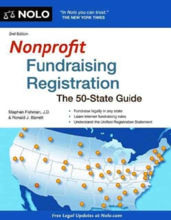 Nonprofit Fundraising Registration: The 50-State Guide (Paperback)