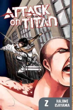 Attack On Titan 2 (Paperback)