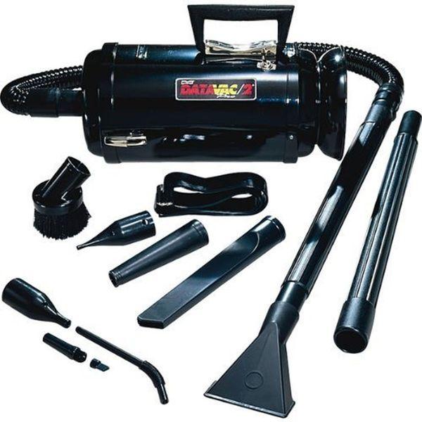 MetroVac MDV-3TAV DataVac Pro Series Vacuum/Blower 8792398