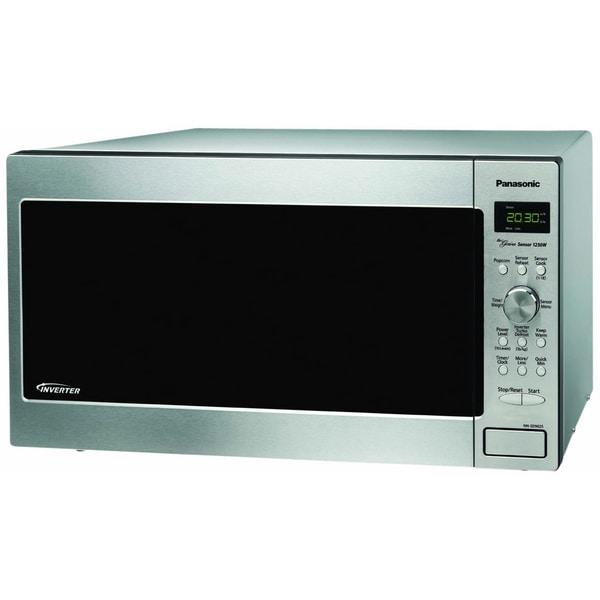 Panasonic Genius Prestige NN-SD962S Microwave Oven