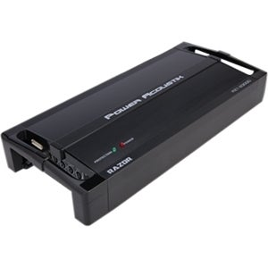 Power Acoustik Razor RZ4-1200D Car Amplifier - 1200 W PMPO - 4 Channe