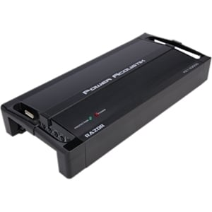 Power Acoustik Razor RZ1-1500D Car Amplifier - 1500 W PMPO - 1 Channe