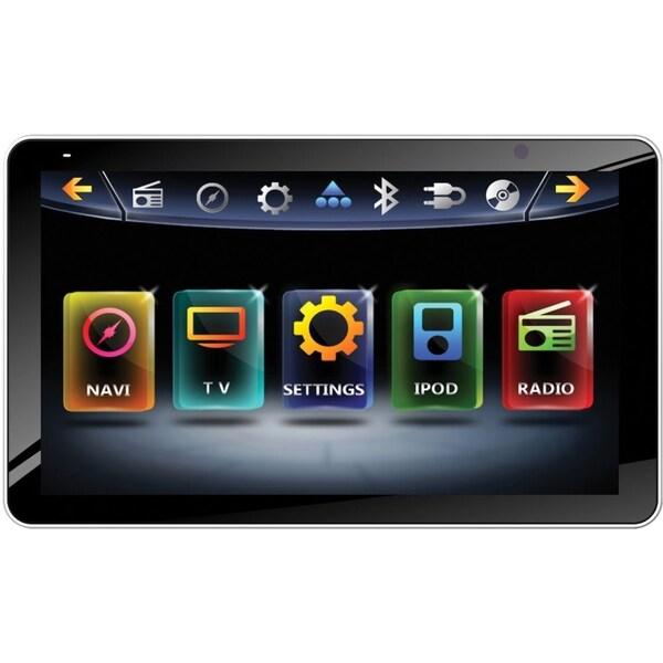 "Power Acoustik Inteq PD-931NB Car DVD Player - 9.3"" Touchscreen LCD -"