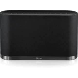 iHome Air iW1 2.0 Speaker System - 26 W RMS - Wireless Speaker(s) - B