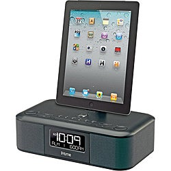 iHome Black iD95 App-Ehanced Speaker System with iPad/iPod/iPhone Dock