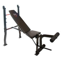 CAP Barbell Standard Weight Bench