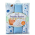 Summer Infant Boy's Go Team Muslin Swaddle Blankets (Pack of 3)