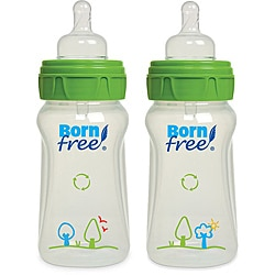 Born Free Eco Deco 9-ounce Bottles (Pack of 2)