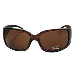 Women's Topaz Brown Fashion Sunglasses