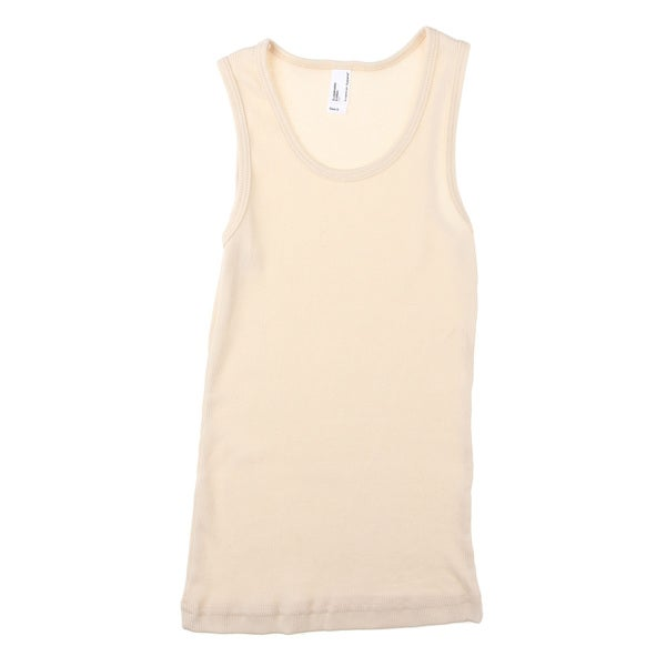 American Apparel Kids' Organic Cotton Rib Tank