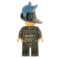 LEGO Pirates of the Carribean Barbossa Mini-Figure Alarm Clock