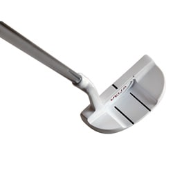 Delta Golf Men's Shot Control #400 White Right-hand Putter