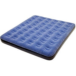 Pure Comfort Queen Size Flock Top Air Mattress